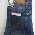 Nudie jeans high top tilde blue stellar W26 L30