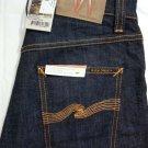 Nudie jeans brute knut crinkle blues organic W25 L28