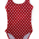Champion women's Swimsuits one piece AOP logo 111545 red sizes S