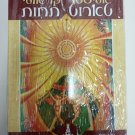 Aleister Crowley thoth tarot deck with book by GERD b zieger Hebrew edition