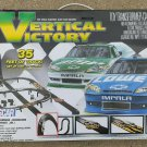 Dale Earnhardt Jr Jimmie Johnson NASCAR Vertical Vic Life Like Chevy Race Set