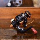 Mini Fishing Reel 500 Spinning Reel Max Drag 5-8KG