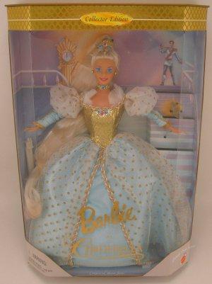 Barbie as Cinderella Collector Edition doll NRFB