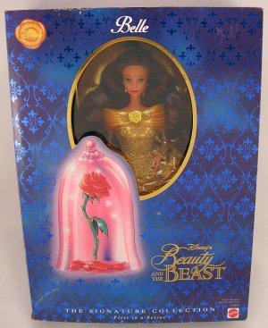 Belle collector doll Disney Signature Collection NRFB 1996
