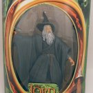 GANDALF action figure Lord of the Rings Fellowship NRFB 2001
