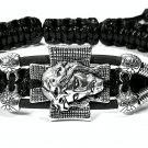 Handmade bracelet. Jesus