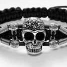 Handmade bracelet. Bracelet Skull 1