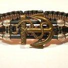 Handmade bracelet. Anchor