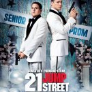 21 Jump Street Double Sided Original Movie Poster 27x40 inches