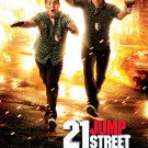 21 Jump Street Intl Double Sided Original Movie Poster 27x40 inches