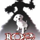 102 Dalmatians Advance Single Sided Original Movie Poster 27x40 inches