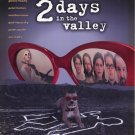 2 Days in the Valley  Single Sided Original Movie Poster 27x40 inches