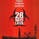 28 Days Later Intl Double Sided Original Movie Poster 27x40 inches
