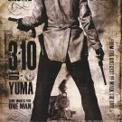 3:10 to Yuma Advance Single Sided Original Movie Poster 27x40 inches