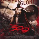 300 Intl Double Sided Original Movie Poster 27x40 inches