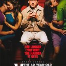 40 Year Old Virgin Version B Double Sided Original Movie Poster 27x40 inches