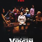 40 Year Old Virgin Version C Double Sided Original Movie Poster 27x40 inches