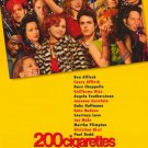200 Cigarettes Single Sided Original Movie Poster 27x40 inches