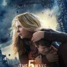 5th Wave Version C Double Sided Original Movie Poster 27x40 inches