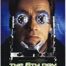 6th Day Double Sided Original Movie Poster 27x40 inches