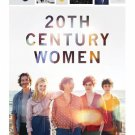 20th Century Women Double Sided Original Movie Poster 27x40 inches