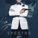 Spectre Intl cOMING SOON Movie Poster Double Sided 27x40 Orig 27x40 inches