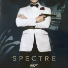 Spectre Regular November 6 Movie Poster Double Sided 27x40 Orig 27x40 inches