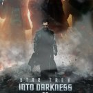 """Star Trek Into The Darkness intl Original Movie Poster Double Sided 27""""x40"""""""