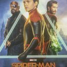 """Spider-man Far From Home Intl E Movie Poster Double Sided 27x40 Original 27""""x40"""""""
