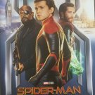 """Spider-man Far From Home Intl E Imax Movie Poster Double Sided 27x40 Original 27""""x40"""""""
