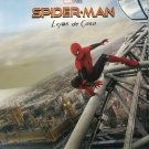 """Spider-man : Far From Home Spanish A Movie Poster Double Sided 27x40 Original 27""""x40"""""""