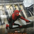 """Spider-man : Far From Home Germany Movie Poster Double Sided 27x40 Original 27""""x40"""""""