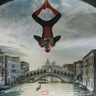 """Spider-man : Far From Home Italy Movie Poster Double Sided 27x40 Original 27""""x40"""""""