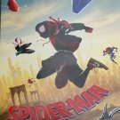 """Spider-man Into the Spider Verse in 3D French Movie Poster Double Sided  Original 27""""x40"""""""
