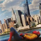 """Spider-Man Adv Experience in Imax Homecoming  Movie Poster Double Sided  Original 27""""x40"""""""