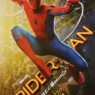 """Spider-Man Homecoming in 7-7-17 In 3D  Movie Poster Double Sided  Original 27""""x40"""""""