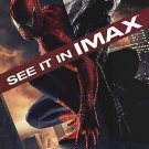 """Spider-Man 3 Imax Embossed   Movie Poster Original Double Sided  27""""x40"""""""
