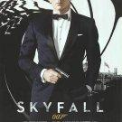 "Skyfall Regular (November ) Original Double Sided Movie Poster  27""x40"""