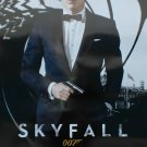 """Skyfall Intl Coming Soon  Original Double Sided Movie Poster  27""""x40"""""""