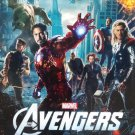 """Avengers Intl Original Double Sided Movie Poster  27""""x40"""""""