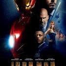 "Iron Man  Regular Original Double Sided Movie Poster  27""x40"""