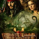 Pirates of the Caribbean: Dead Man's Chest rEGULAR July 7  Movie Poster Single Sided 27x40 inches
