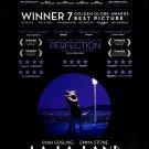La La Land 14 Academy Award  Movie Poster Double Sided 27x40 Orig 27x40 inches