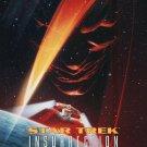 Star Trek : Insurrection Regular Single Sided Movie Poster 27x40 inches