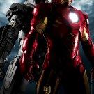 "Iron Man  2 Advance  Original Single Sided Movie Poster  27""x40"""