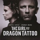 """The Girl with the Dragon Tattoo Intl Original Double Sided Movie Poster  27""""x40"""""""