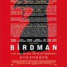 """Birdman D Preview Two Sided 27""""x40' inches Original Movie Poster W. Anderson"""