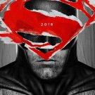 "Batman VS Superman Version B Two Sided 27""x40' inches Original Movie Poster"