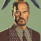 """Birdman A Two Sided 27""""x40' inches Original Movie Poster W. Anderson"""