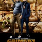 Brothers Grimsby International Double Sided Original Movie Poster 27×40 inches